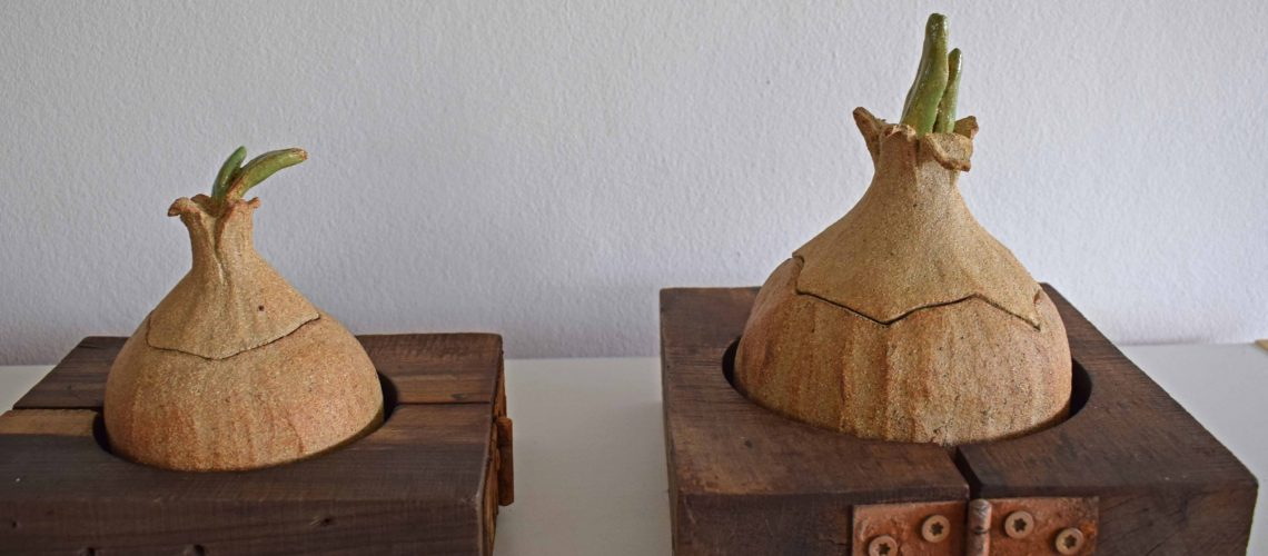 Bente Carstensen maleri og skulptur